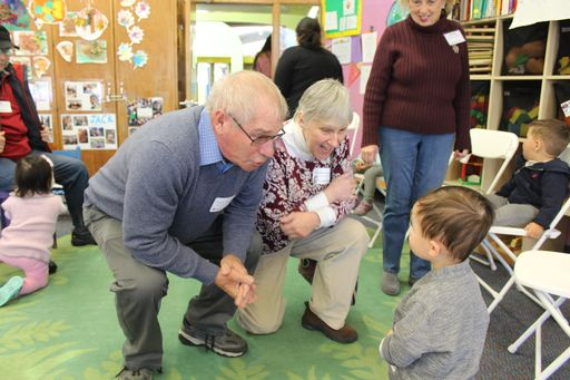 Grandparents & Special Visitors Day