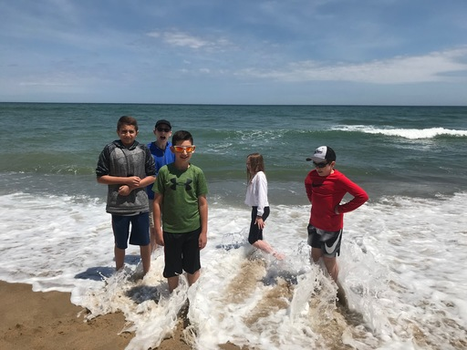 6th Grade Marine Science Trip to Cape Cod