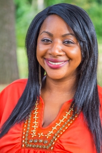 Director of Diversity Aneceia Forbes